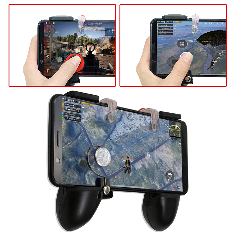 Pubg Trigger For Gamepad Controller For Mobile Phone Game