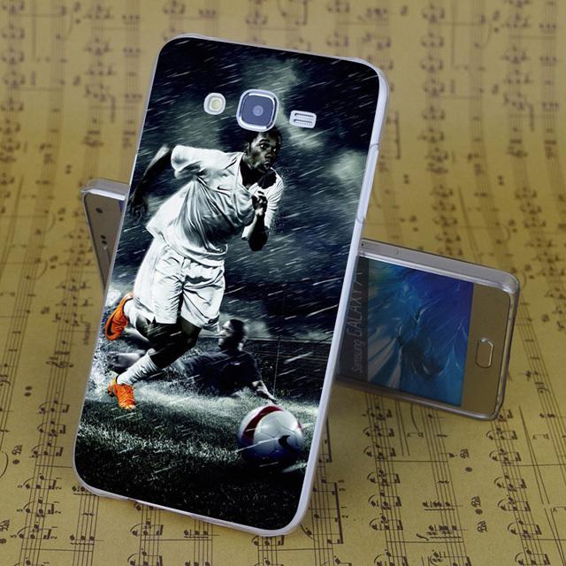 Didier Drogba Rain Run Transparent PC Hard Case Cover For Samsung Galaxy J 3 5 7 A 3 5 7 8 9 2016 GRAND 2 PRIME