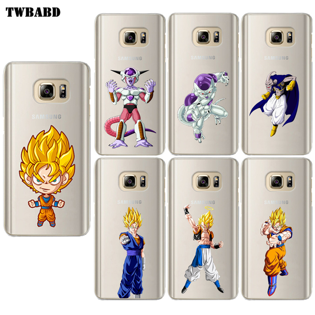 coque samsung s8 plus dragon ball