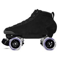 Original Bont Prostar S Double Roller Skates Heatmouldable Glassfiber Boot Base 4 Wheel Skating Shoes Patines T2