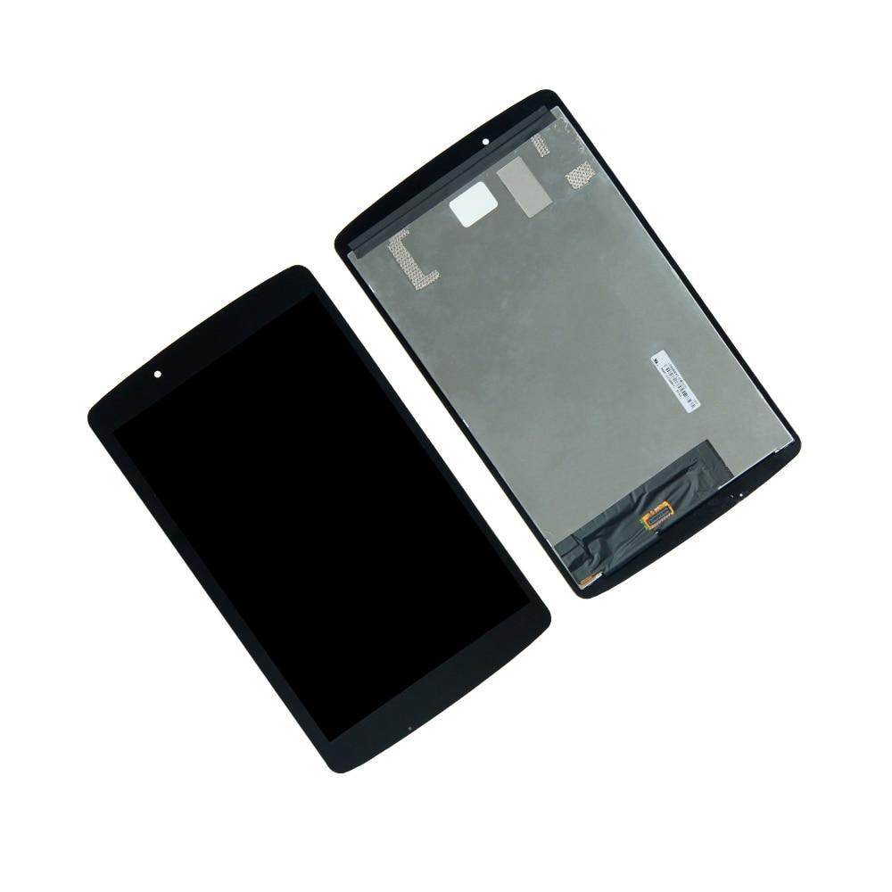 Affichage LCD pour LG G PAD 8.0 V495 LG-V495 V496 UK495 LCD affichage écran tactile numériseur panneau assemblage pièces de réparation
