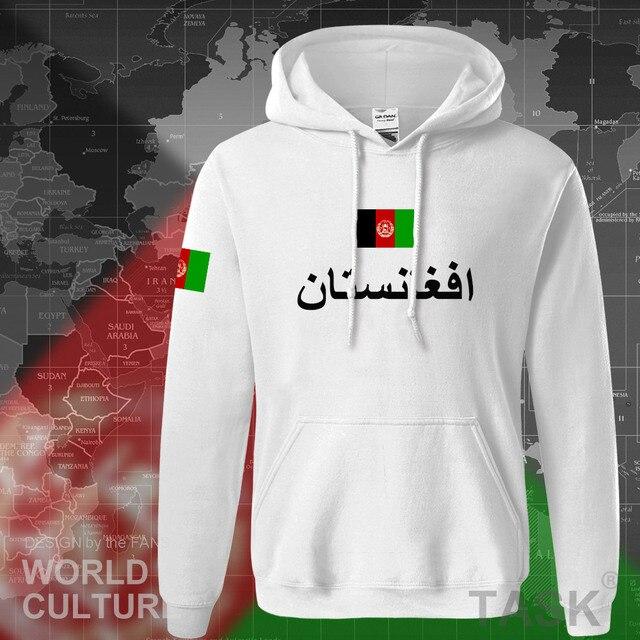 Afghanistan Afghan hoodies men sweatshirt sweat new hip hop streetwear tracksuit nation footballer sporting AFG Islam Pashto 4