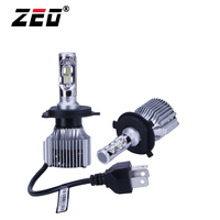 Newest 6000K Car Headlights Kit H7 LED H4 H11 9006 9005 H1 880 H27 70W 6000lm
