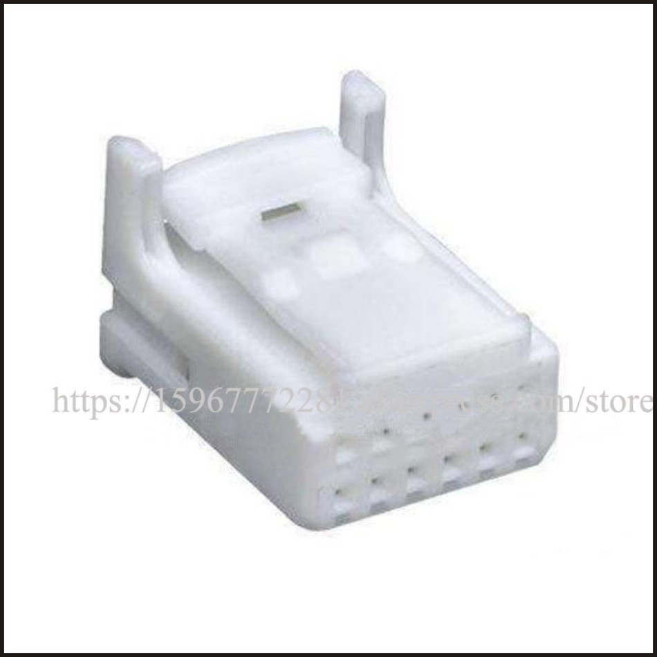 free shipping 10SET 1318774-1 female Connector <font><b>cable</b></font> jacket auto socket <font><b>12</b></font> <font><b>pin</b></font> Connector automotive plug with TerminalS image
