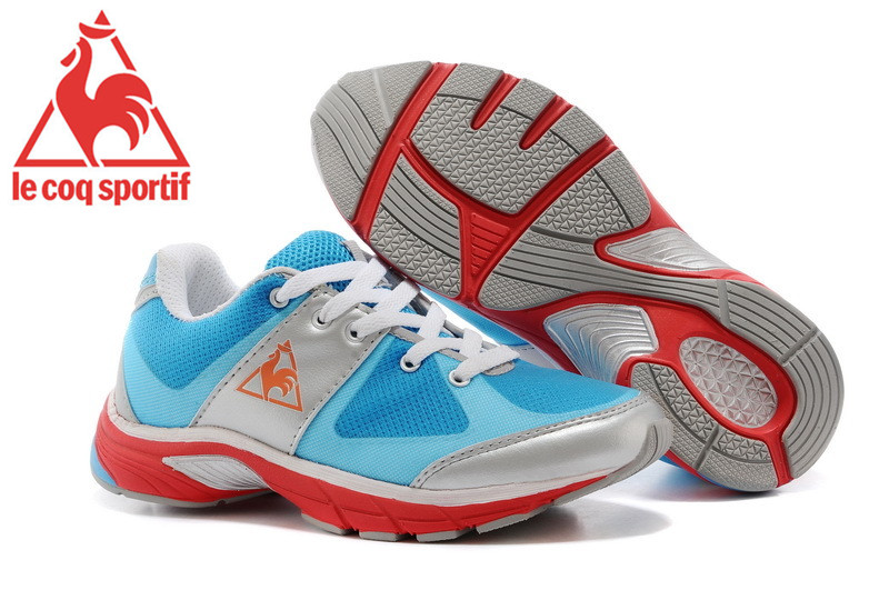 new styles ed39b c0439 ... Free Shipping Original Le Coq Sportif Women s Running Shoes,Sneakers  Sky Blue Color Size Eur . ...