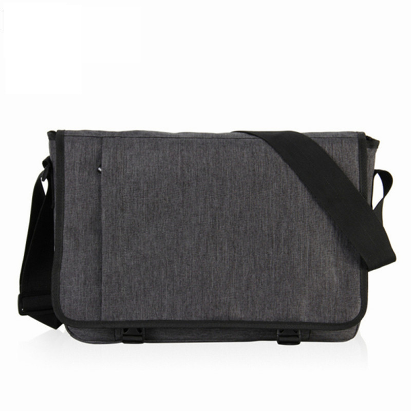New Designer Briefcase Men's Messenger Bags Vintage Canvas Shoulder Bags Men Office Buisness Crossbody Bag Attache Laptop Case