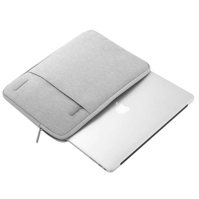 MOSISO دفتر حقيبة 15.6 14 13.3 12 11.6 بوصة حقيبة الكمبيوتر المحمول لينة أكياس ل ماك بوك اير برو الشبكية Xiaomi ديل HP لينوفو آسوس