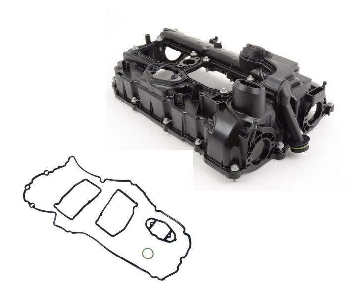 1 SET Engine Valve Cover Cylinder Head Cover & gasket for BMW X1 F10 F25 X3 F20 F30 N20 N26 11127588412