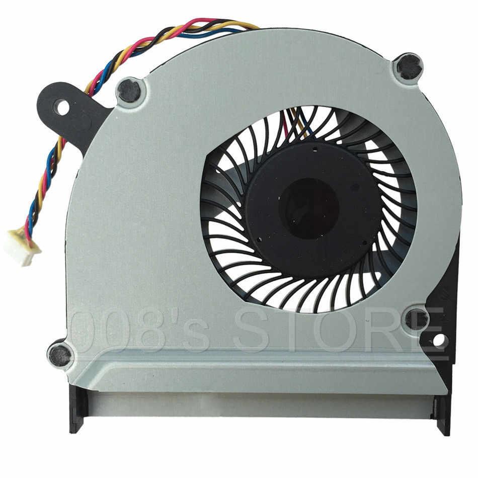 New CPU Cooling Cooler Fan UNTUK ASUS F502 F502C F502CA X502 X502C X502CA S400 S400C S400CA S500 S500C S500CA X402 x402C X402CA