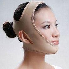Hot Sale 1pcs Wrinkle V Face Chin Cheek Lift Up Lady Slim Mask Ultra-thin Elasti