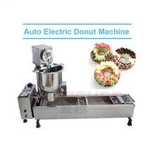 Eléctrico automático de acero Inoxidable 304 mini freír donut maker, máquinas de fabricación de rosquillas/donut máquina