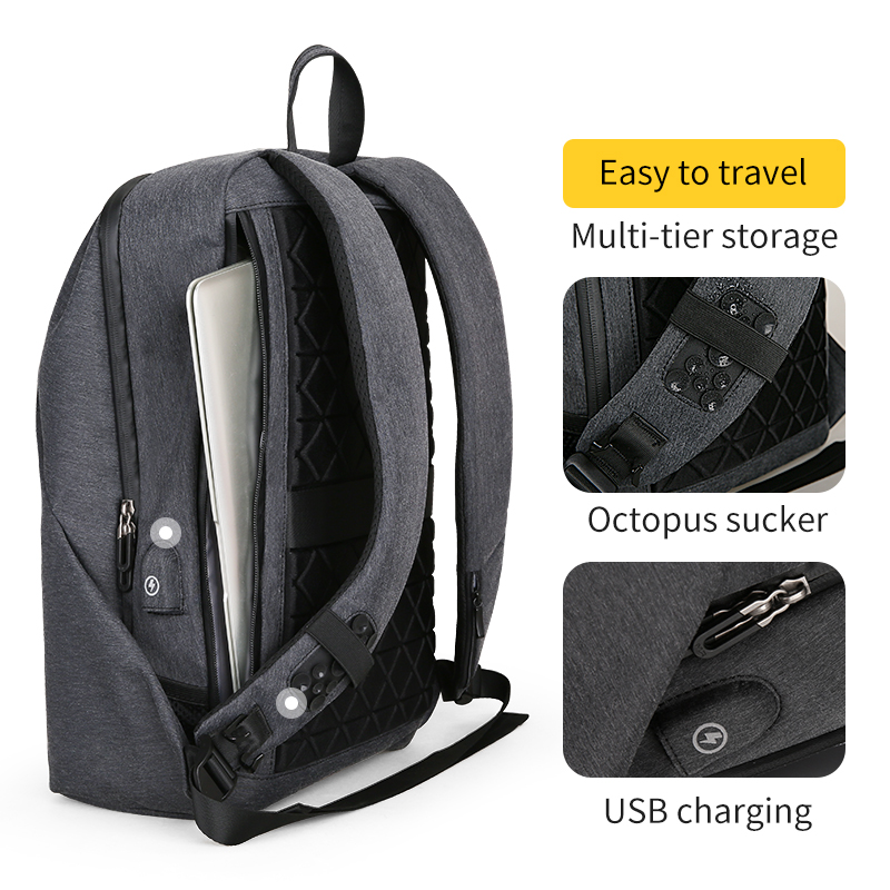 2018 MS Brand Water Repellent 15.6inch Laptop Backpack Men Backpacks for Teenage  Boys Travel Backpack Bag Male+Free Gift MS 147-in Backpacks from Luggage ... 35bde7698cda8