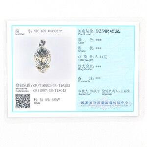 Image 5 - BALMORA colgante de plata con forma de calavera para hombre y mujer, joyería Plata de Ley 925 auténtica, 100%