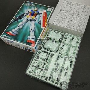 Image 3 - Bandai FG 01 1/144 RX 78 2 Gundam EFSF Mobile Anzug Montage Gundam Modell Kits