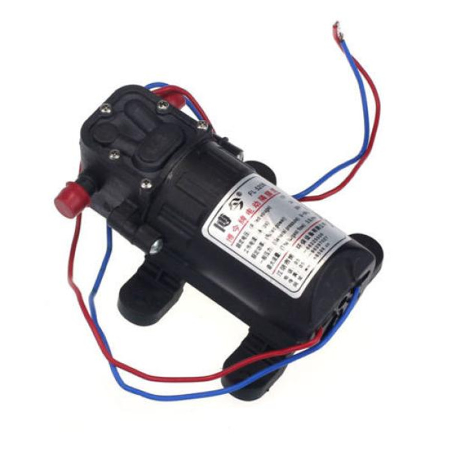 booster pump 12V DC Boat Accessory High Pressure Diaphragm Water Self Priming Pump l70323 DROP SHIP