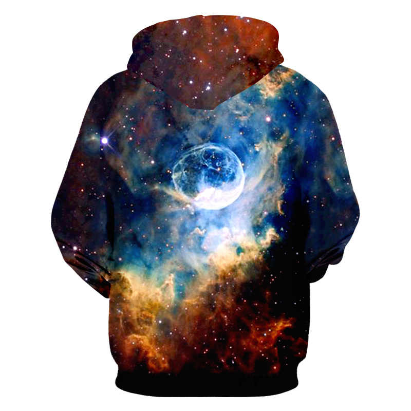 UJWI 2019 Mann Marke Kleidung 3d Hoodies Drucken Starry Sterne Sweatshirts Hoody Oversize 6XL Männlichen Hip Hop Streetwear Pullover Jacke