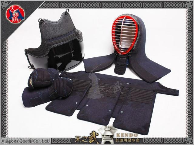ab761c202 Master Quality 1.2Bu Hand Stitched Bogu Set Martial Arts Free Shipping
