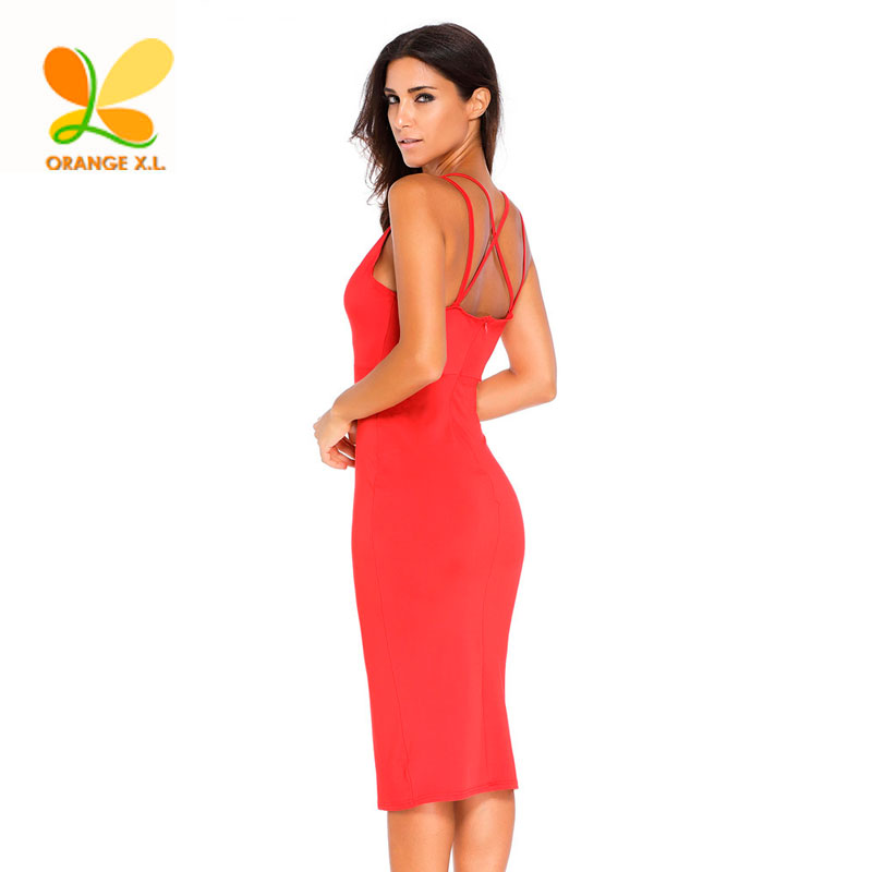 Compare Prices on Orange Sundresses- Online Shopping/Buy Low Price ...