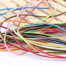 5m/piece 2.7mm width Soft texture necklace rope bracelets cords