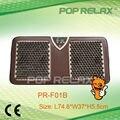 POP RELAX Turmalina cuidados com os pés tapete de aquecimento elétrico quente segundo coração PR-F01B