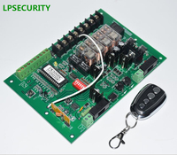 Circuit Board Motherboard PCB Card For Swing Gate Opener Motor 24VDC Power Input PK300DC