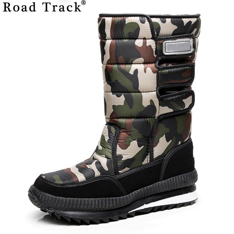 Online Get Cheap Mens Waterproof Snow Boots -Aliexpress.com ...