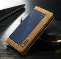 Оригинал CaseMe Бренд встроенный Магнит Флип Единый Телефон Дело Чехол для Samsung Galaxy S7