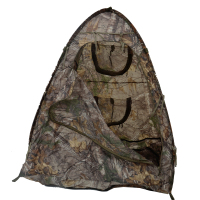 Portable 1 Person Camouflage Hunting Tent Pop Up Hunting Ground Blind Realtree Hunting Blind