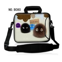 Fuzzy Ball 10 Soft Laptop Shoulder Bag Case Handle For Microsoft Surface 3 10 8 Inch
