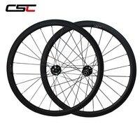 Колеса, дисковый тормоз Велокросс колеса 24 мм 38 мм 50 мм 60 мм 88 мм углерода довод трубчатый углерода велосипед диск колесная 6 болт