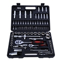 "94pcs Spanner Socket Set 1/4"" 1/2"" Car Repair Tool Ratchet Wrench Set Cr-v Hand Tools Combination Bit Set Tool Kit"