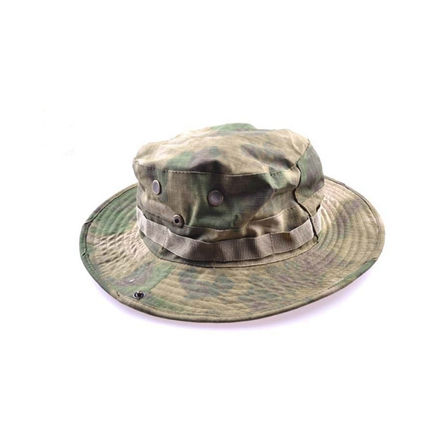 Military Camouflage Army Tactical Boonie Hats Headwear Sniper Huntting hats  Wholesale a29d99a58128