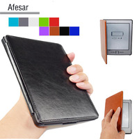 Advanced Leather Cover Sleeve For Kinlde 4 Kindle 5 Case High Quality Book Case For Kindle