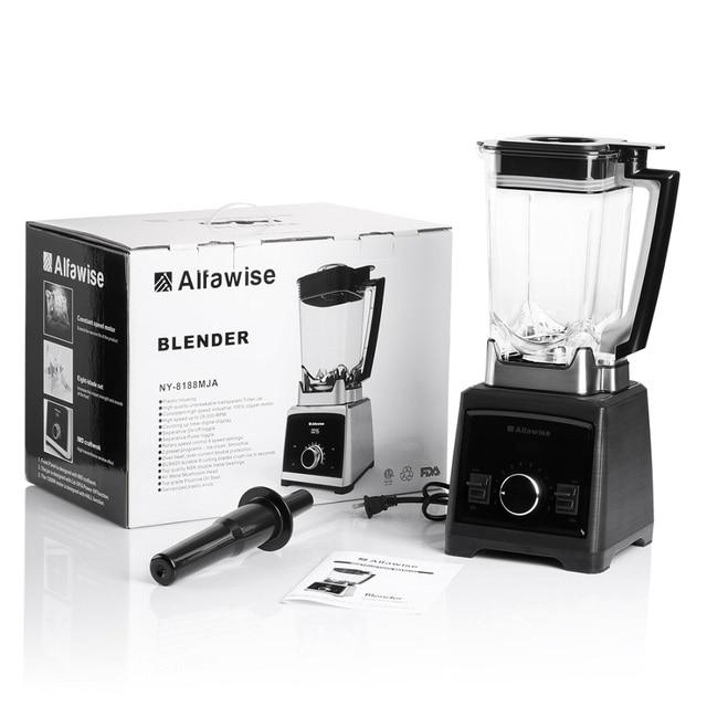 Товар Alfawise <b>Professional Blender</b> 2L <b>Mixer</b> 30000 RPM Juicer ...
