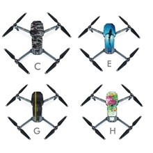 NEW PGY Equipment Pores and skin Stickers Decals for DJI Mavic Professional Quadcopter
