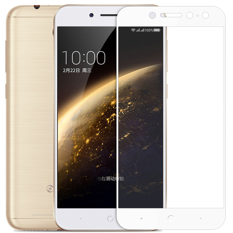 3D 9H Tempered Glass For QIKU 360 N5 N5S Full Coverage Screen Protector Protective Film For 360 N5S N5S