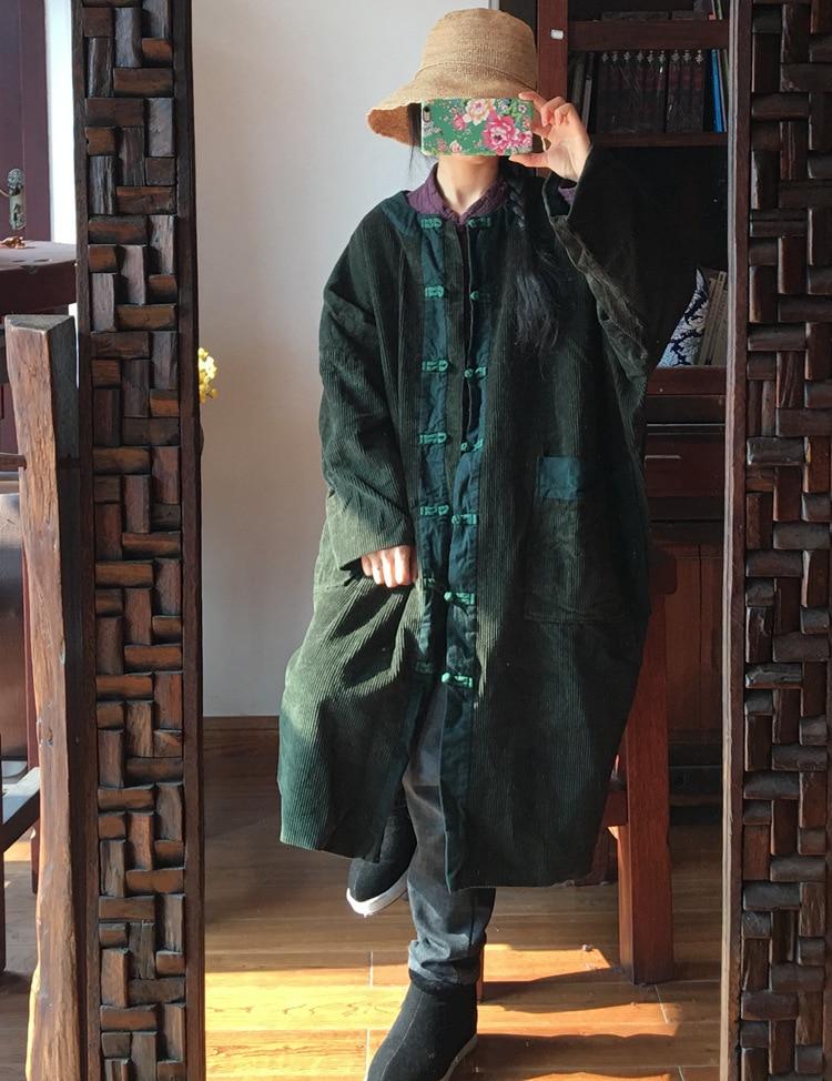 Bordée Velours Boucle Green 2019 Contraste Originale Paire Style Lâche Tranchée Survêtement Printemps Lavable Nouveau Chinois Couleur wx7x8Sq1