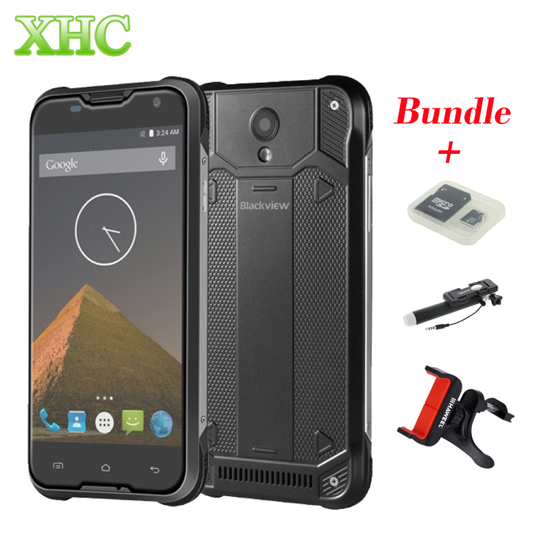 bilder für LTE 4G Blackview BV5000 5,0 ''Smartphone 4780 mAh Android 5.1 Wasserdichte MTK6735P Quad-Core-ROM 16 GB RAM 2 GB GPS Handy