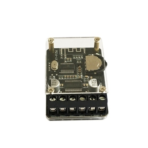Image 4 - Bluetooth audio receiver amplyfier 5.0 stereo 30W + 30W audio High power digitale versterker eindversterker board XY P15W