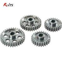 RealTS FS 112146 24/25/30/33T conjunto de engranaje de metal para Buggy/Truggy/en la carretera para FS Racing/ CEN /REELY 1/5 coche a escala rc