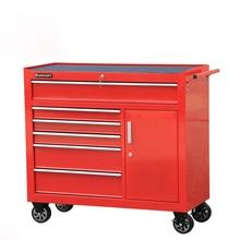 Large Multi Function Tool Cabinet Mobile Tool Cart Cart Lock Toolbox