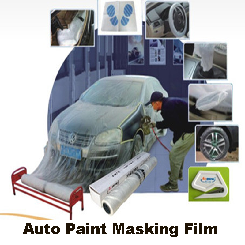 Us 1500 0 Auto Paint Poly Multi Folded Masking Film Car Folding Masking Film For Whole Body Cover And Partial Painting On Aliexpress