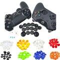 Mejorado extraíble durable thumbsticks pulgar palo grips joystick caps cubiertas de encargo para sony ps4 slim controlador ps4 xbox one s