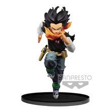 Tronzo Original Banpresto Action Figure Dragon Ball BWFC2 Android No.19 17 Lapis Estatueta PVC Figura Modelo Brinquedos DBZ Brinquedos Boneca(China)