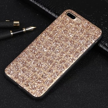 Luxury Bling Glitter Shining Sequins Soft Phone Case For Huawei P10 Plus P20 Lite Pro Back Cover Honor 10 8X Mate 9 Y6 2018