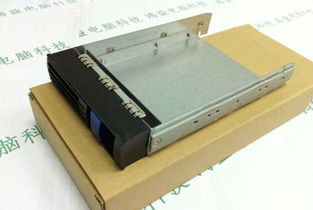 "Free Shipping High Quality 3.5"" Hard Disk Drive HDD Bracket Tray Caddy 46U3479 46U3374 for Lenovo RD230 R510 G7"