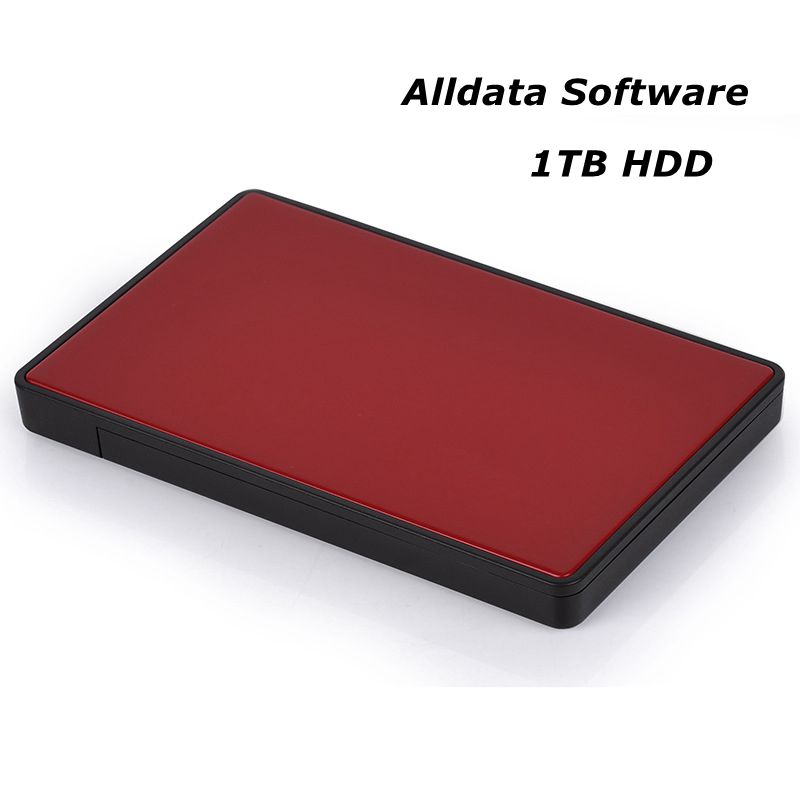 Alldata Car Repair Software All Data 10.53 with mitchell ondemand auto repair software 28in1 <font><b>1tb</b></font> <font><b>hdd</b></font> harddisk support wins 7/8 image