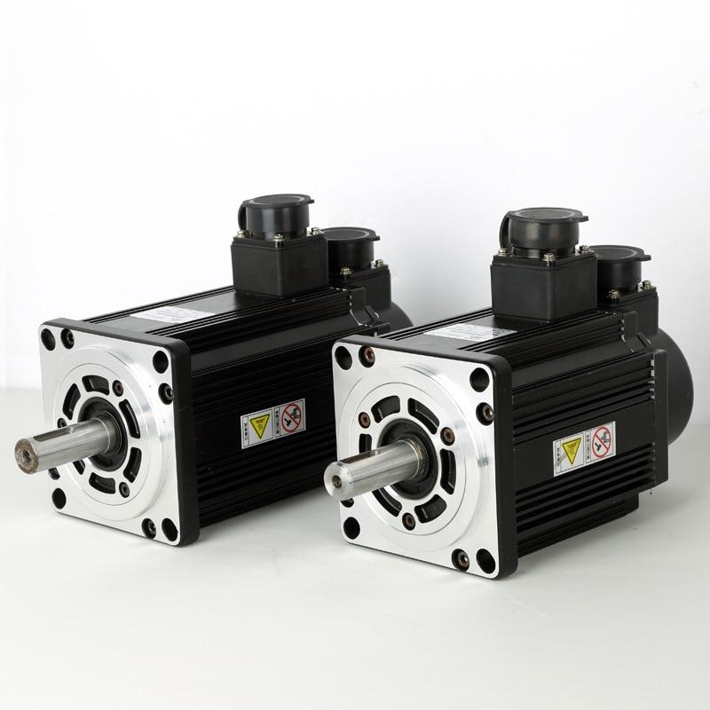 130SY M06025 Communication Permanent Magnet Servo motor Bring Lock The Lock 6(n.m) 130 Servo motor
