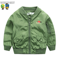 baby boy jacket outerwear autumn fashion child cartoon jacket baby boy jackets 2016 children's clothing boy baseball uniform