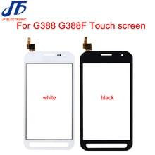 10 pz Nuovo Pannello Touch Screen Per Samsung Galaxy Xcover 3 G388F G388 F388 4.8 Touchscreen Digitizer Sensore di Vetro Anteriore